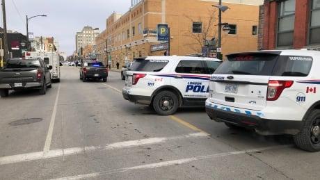 Pedestrian hit Clarence Street