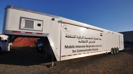 Tri-Star Industries mobile ICU