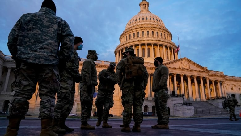 Canada's top soldier says he's not Concerned about U.S. military response in Aftermath of Capitol riot thumbnail