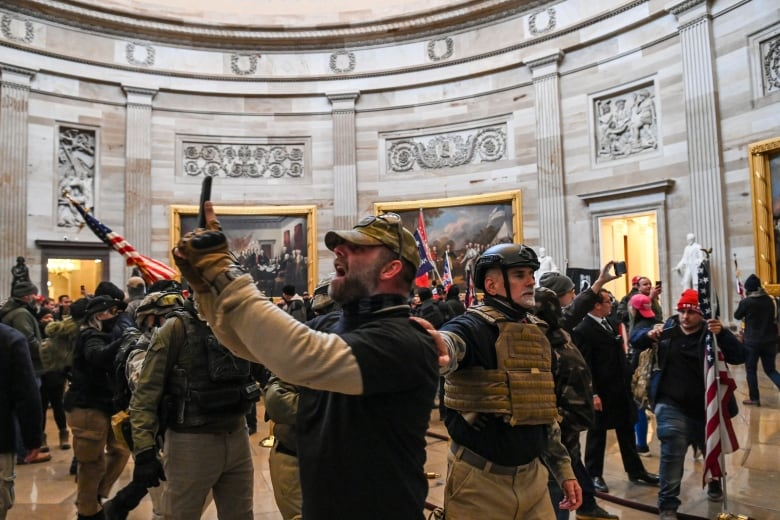 Marriott, Citigroup among companies pausing U.S. political donations after Capitol siege