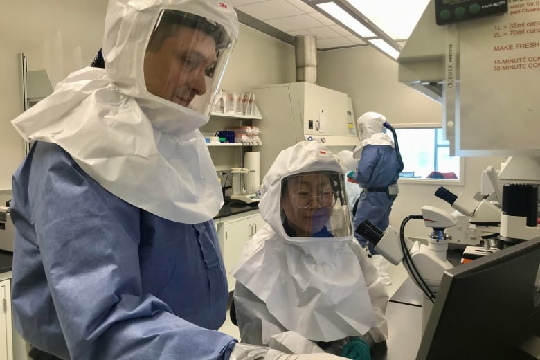 Canada building facilities to make vaccines for COVID-19 and other viruses here