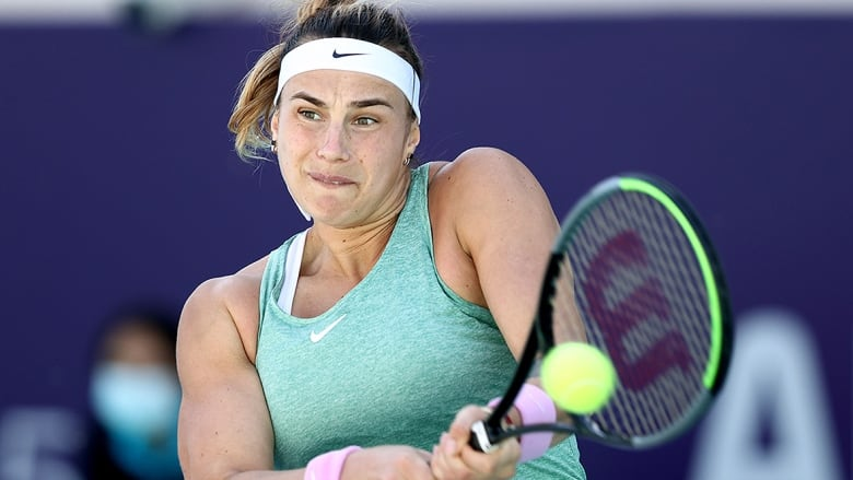 Sabalenka reaches Abu Dhabi final after claiming 14th straight win