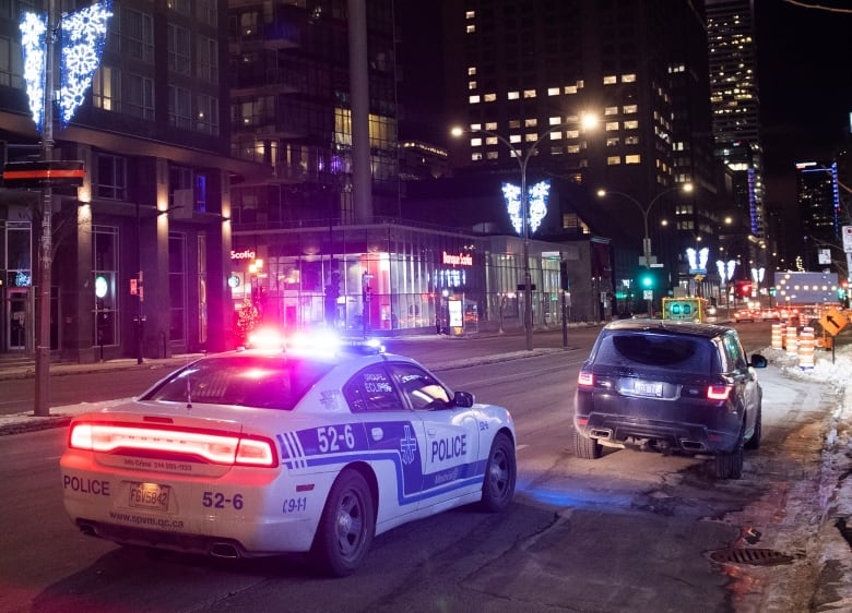 Defence lawyer says police should not be using Quebec curfew as excuse to search personal property