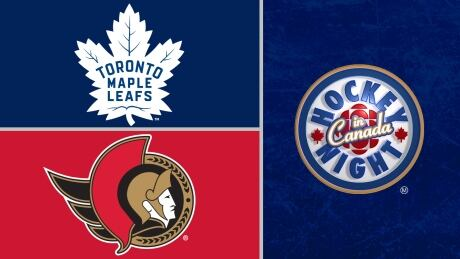 HNIC - Toronto Maple Leafs at Ottawa Senators