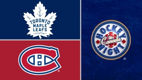 HNIC - Toronto Maple Leafs at Montreal Canadiens