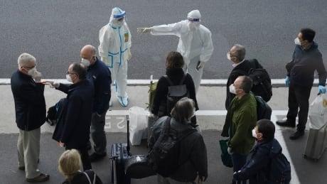 Virus Outbreak China Investigators