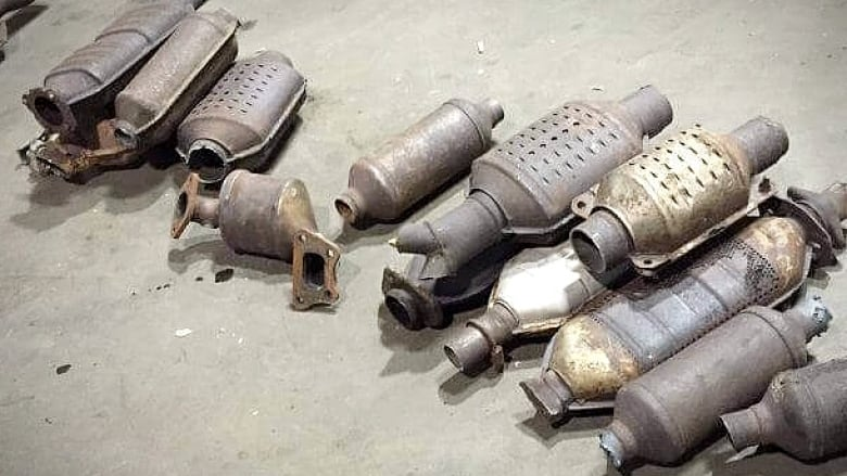 Catalytic converter thefts rise as metal inside 'more ...