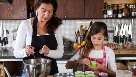 Shutterstock - medium file Mother Daughter Baking