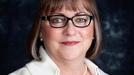 Woodstock city councillor Sandra Talbot