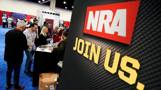U.S. gun rights group National Rifle Association files for bankruptcy