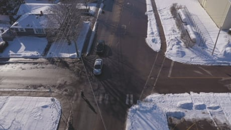 Allen Street and Walthen Drive Charlottetown intersection