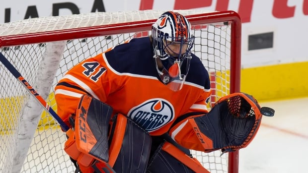 Oilers place goalie Mike Smith on long-term injury reserve
