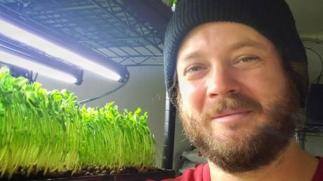 When the pandemic hit, I started growing my own food. Now I've turned it into a small business Image 1