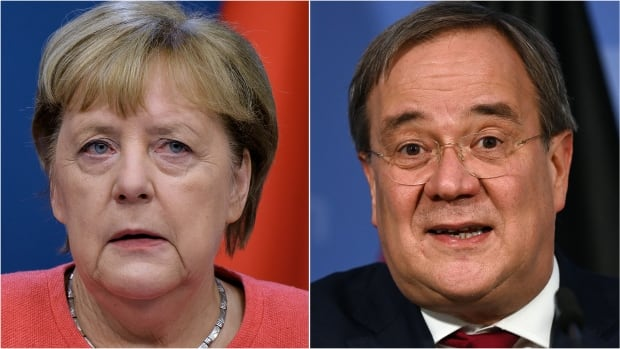 German Chancellor Angela Merkel's party chooses new leader