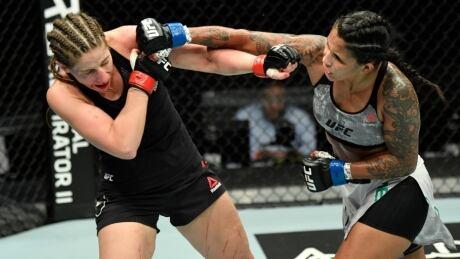 Sarah-Moras-UFC