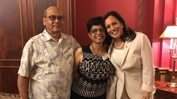Canadian aunt and uncle of Kamala Harris reflect on niece's upbringing, historic achievement | CBC News