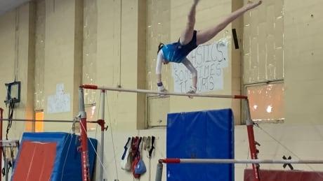 Gymnasts PEI