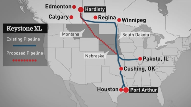 Why the U.S. isn't in desperate need of the Keystone XL pipeline | CBC News