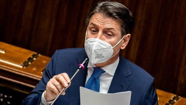 Italian PM Conte quits in tactical bid to build new majority | CBC News