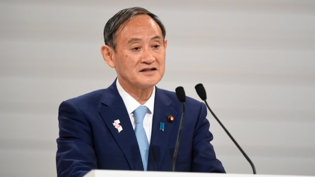 Japan's prime minister vows Olympics will be proof of victory over coronavirus