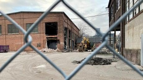 Foundry Demolition