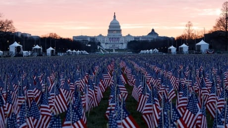 District of trepidation: Fear of violence upends U.S. capital before inauguration
