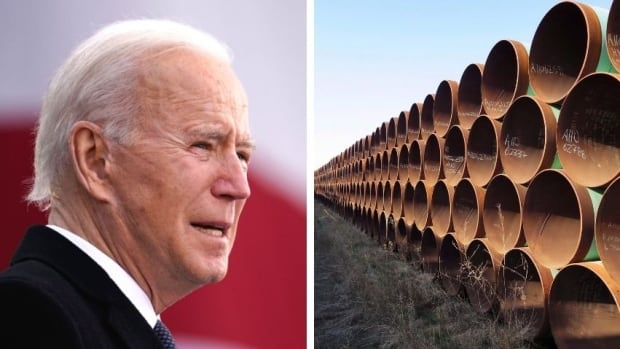 TC Energy suspends work on Keystone XL as Biden plans to scrap permit today