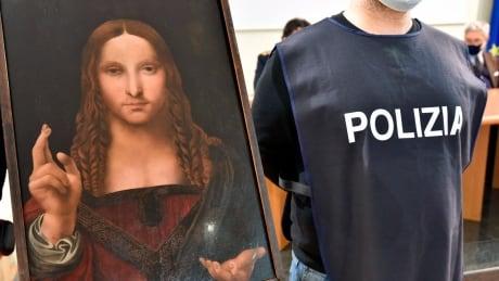 Italy Stolen Painting