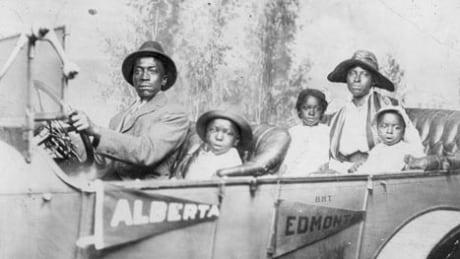Crump family Edmonton 1918