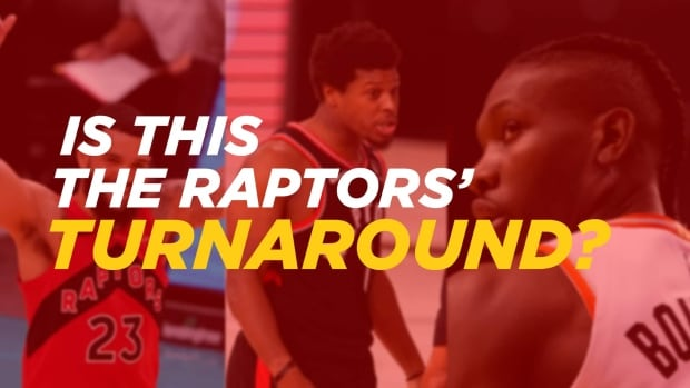 Is this the beginning of the Raptors' turnaround?
