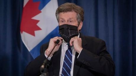 Toronto Covid Briefing Jan 2021