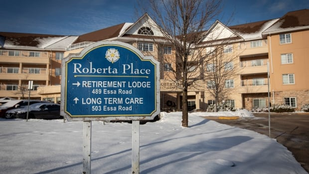 COVID-19 variant detected at Ontario long-term care home very concerning, public health officials say