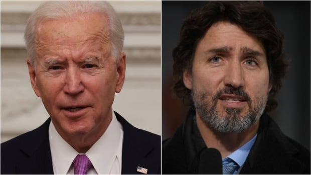 Trudeau set to speak with Biden in U.S. president's first call with a foreign leader | CBC News
