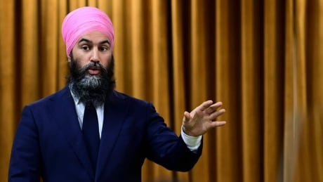 Singh pushes for paid sick leave
