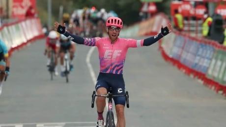 Tokyo Today: Canadian cyclist Michael Woods overcomes broken femur