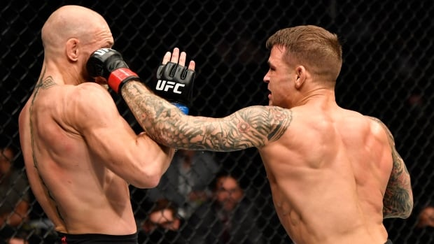 Dustin Poirier exacts revenge on Conor McGregor with TKO win at UFC 257   CBC Sports