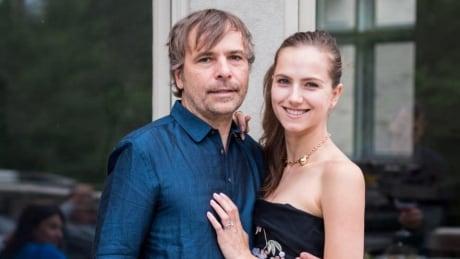 Rod and Ekaterina Baker