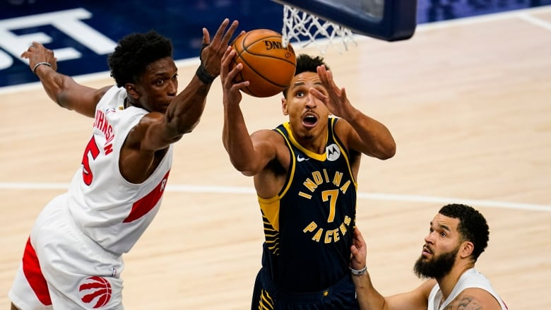 Malcolm Brogdon scores 36 points to lead Pacers past Raptors