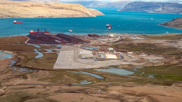 """Pond Inlet's MLA says territory is """"silenced"""" during controversial mining in Nunavut"""