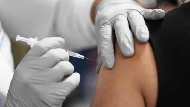 Canada falls to 20th in the world for vaccine doses administered | CBC News