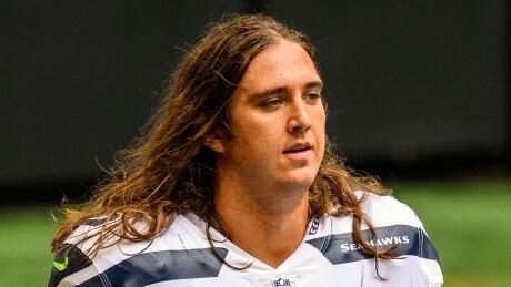 Seahawks Wheeler Football