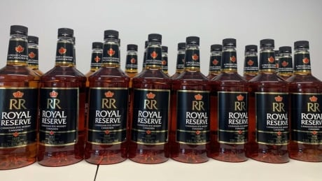 Rankin Inlet RCMP alcohol seizure