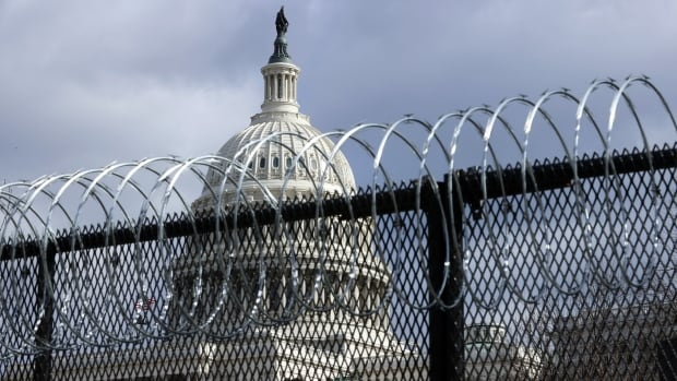 U.S. Capitol Police bolstering travel security for lawmakers as Trump's impeachment trial nears   CBC News