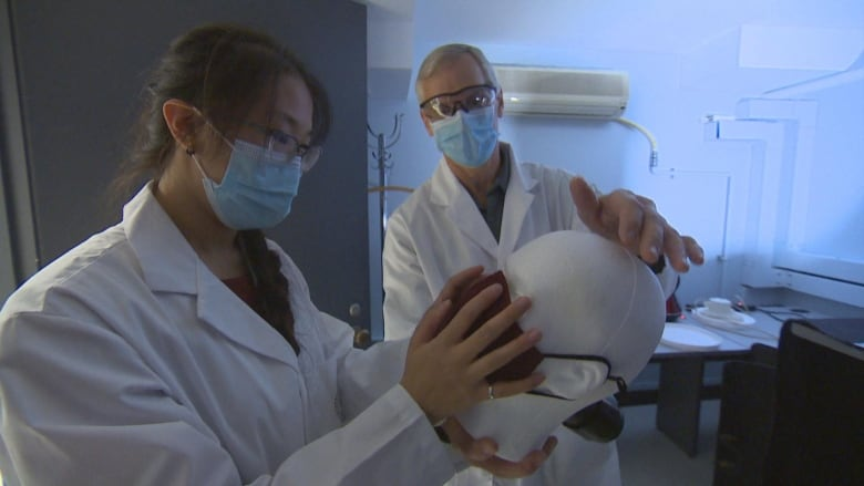 The next generation of PPE: How Canadian researchers are making masks, gowns better