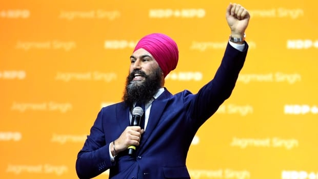 Singh faces 2nd leadership review as NDP policy convention enters final day