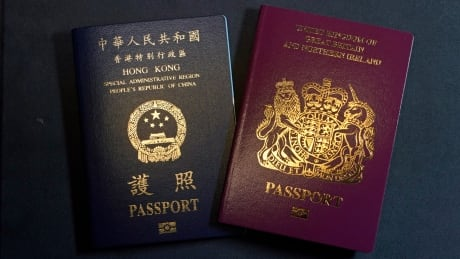 China Britain Hong Kong