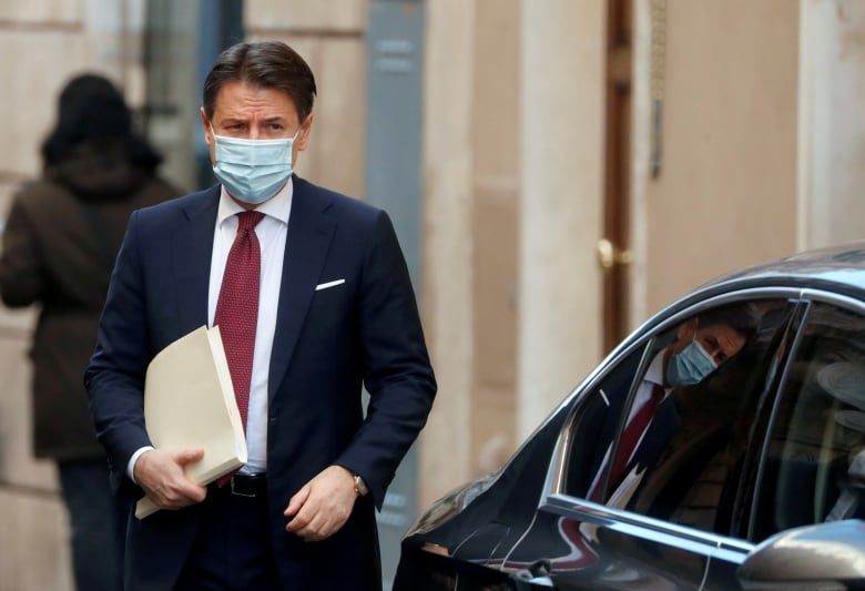 Name of new Italian PM doesn't matter, their plans do - League leader tells paper