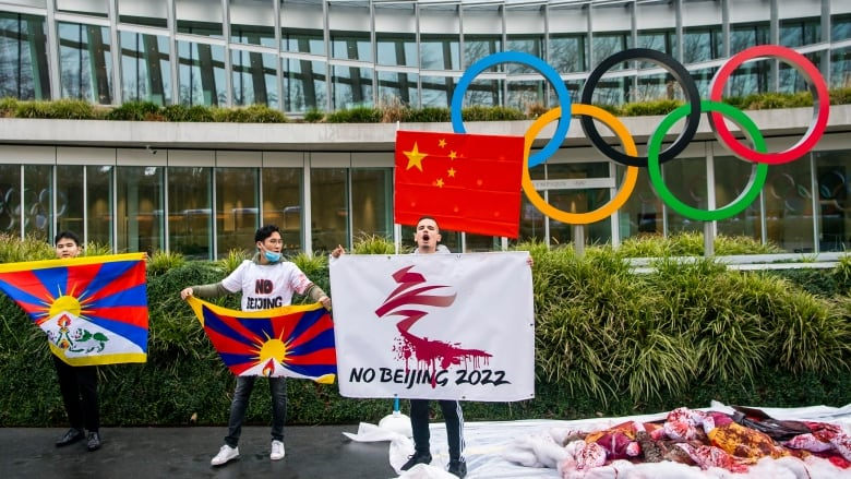 Countries involved in Beijing Olympics risk being used by Chinese  government, says Uighur activist | CBC Radio