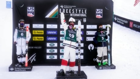 World Cup Freestyle Skiing Men