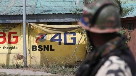 India Kashmir Digital Seige